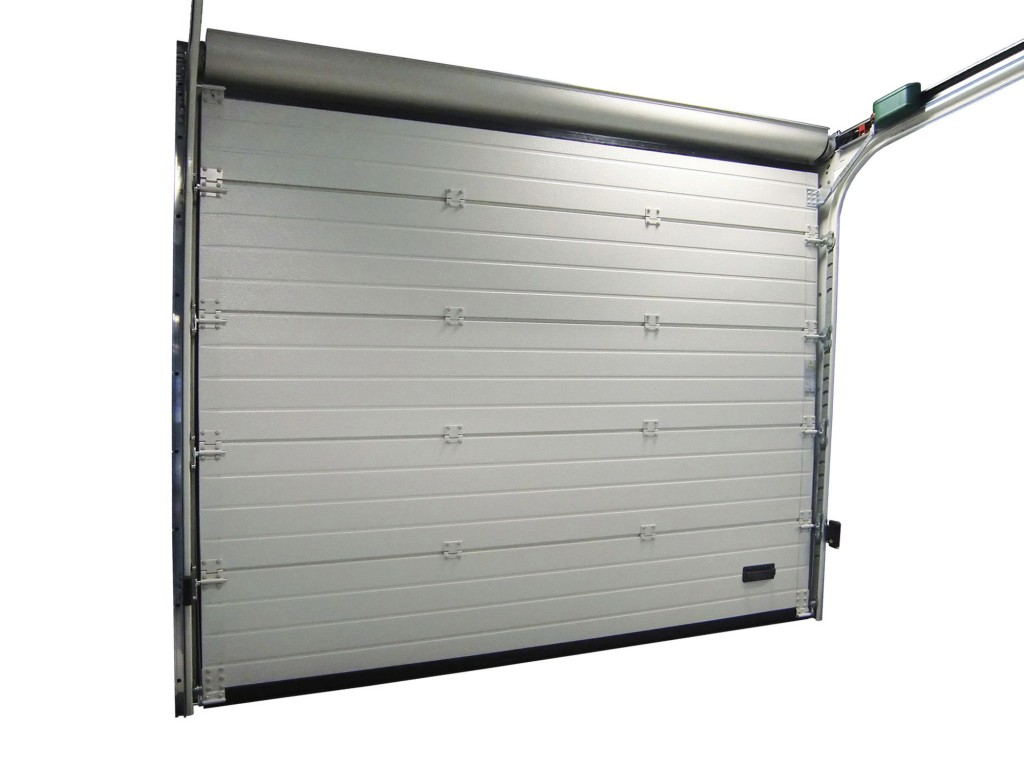 sectional garage door cdsi
